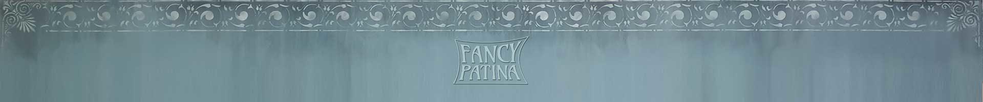 BLUE WALL | Fancy Patina