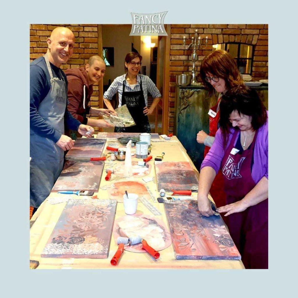 Kreidefarbe Workshops in Twistringen | Fancy Patina