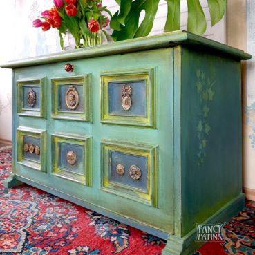 Schuhkommode TREASURE BOX by FancyPatina