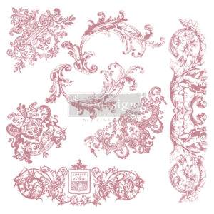 REDESIGN STAMP Chateau de Maisons